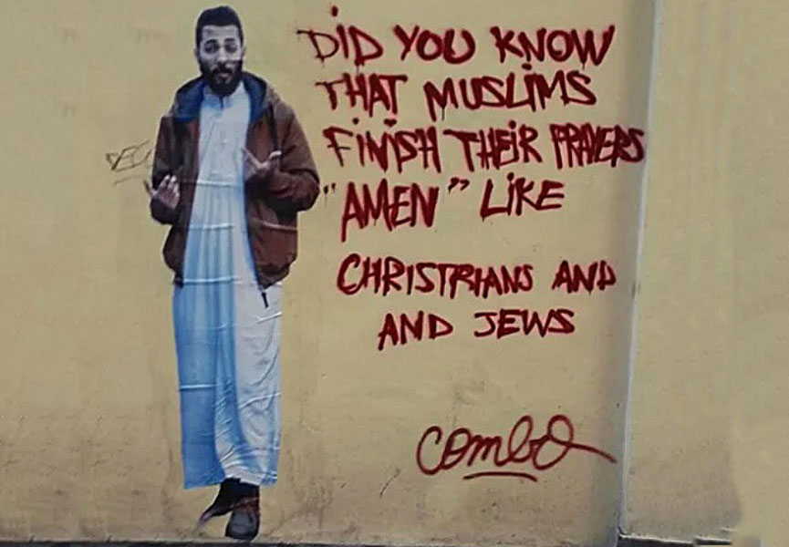 "Combo - Did you know that Muslims finish their prayers saying ""amen"", like Christians and Jews"
