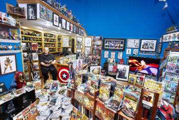 Comic Book Art and Collecting - The Beginners Guide in Building Your Own Comics Collection