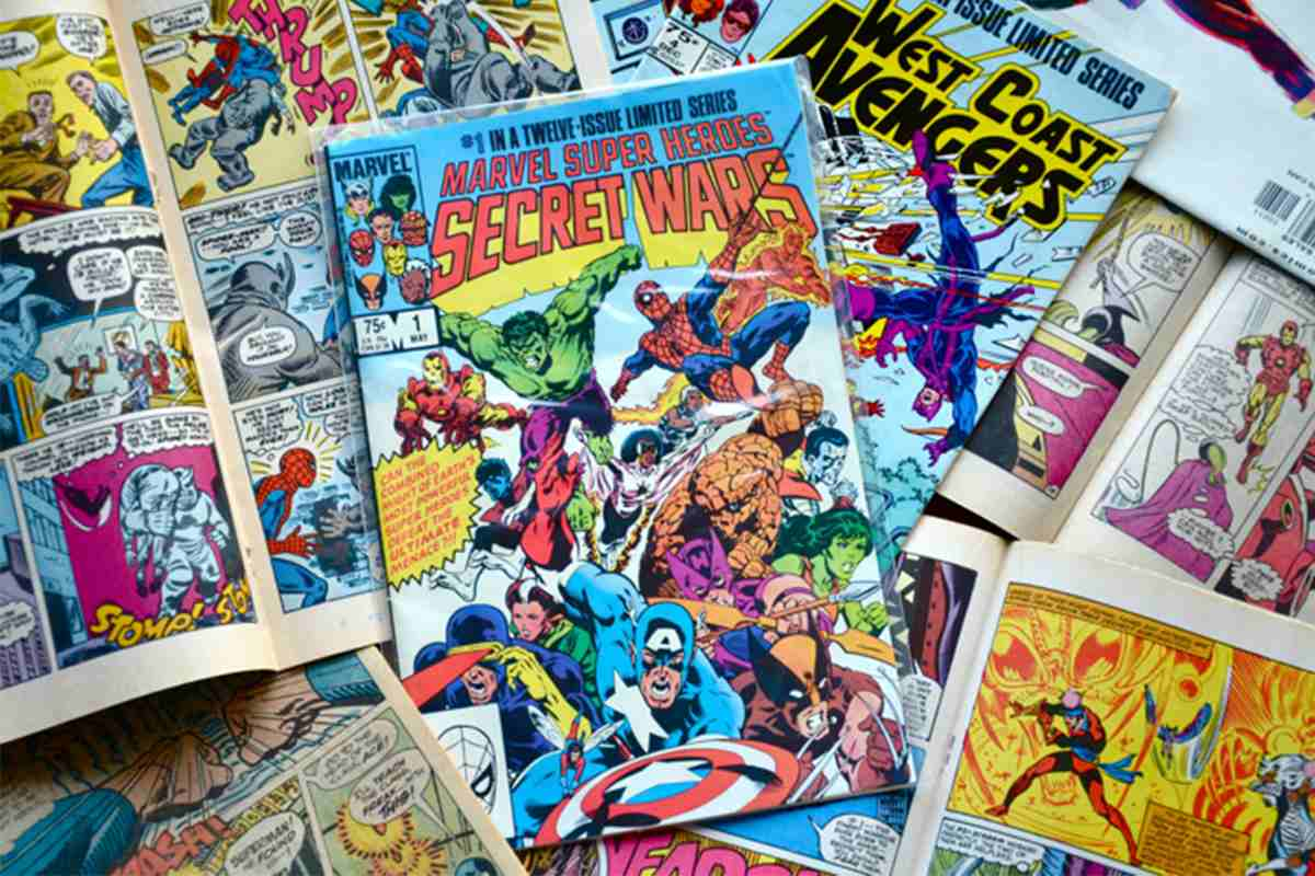 Comic Book Art and Collecting – The Beginners Guide in
