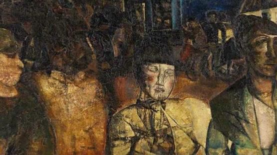 Constant Permeke - Bozar, photo credits rdpauw.blogspot.com
