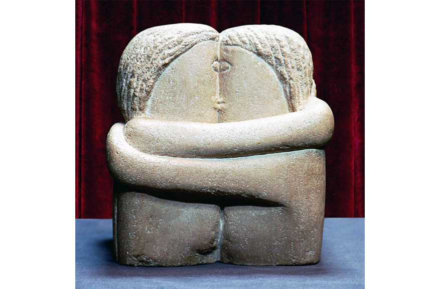 brancusi practiced the direct carving of the stone