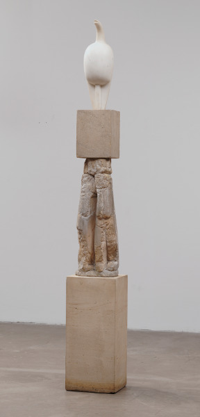 Brancusi - Maiastra, 1910-12