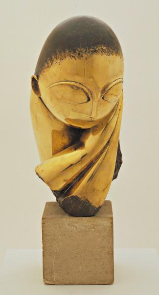 Brancusi - Mlle Pogany, 1913