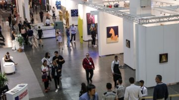 Contemporary Istanbul 2018, Turkey, Photo courtesy Tolga Adanali