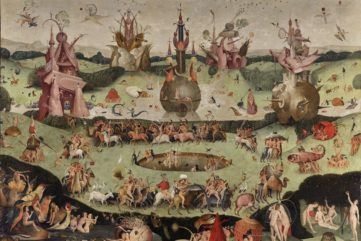 7 Examples of Fantastic Art Through History