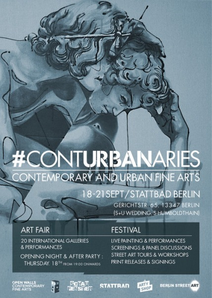 Conturbanaries Art Fair