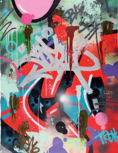 Cope 2 - Format, 2014 (111 x 83 cm)