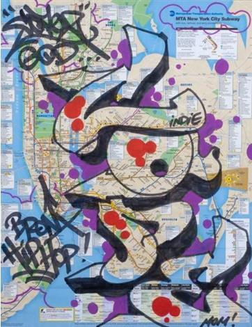Cope2-Bronx Hip-Hop-2010