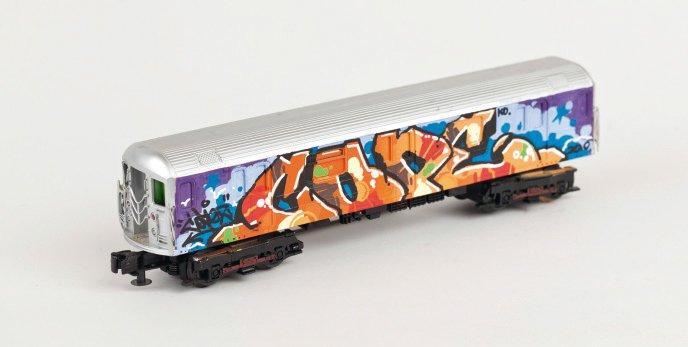 Cope2-Train miniature-