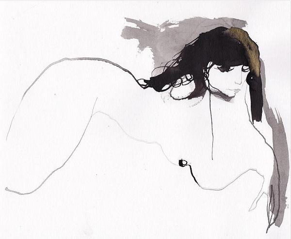 Corine Pagny - Nude
