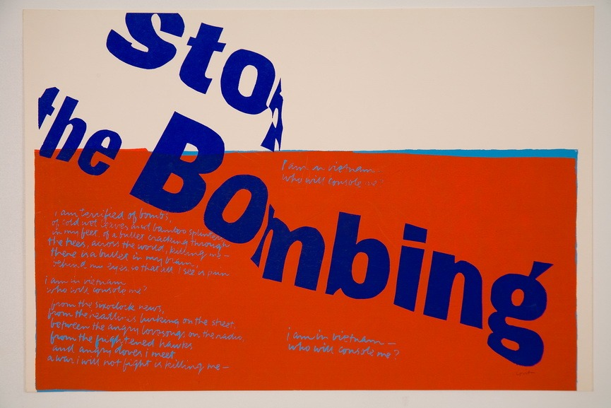 Stop the bombing, 1967