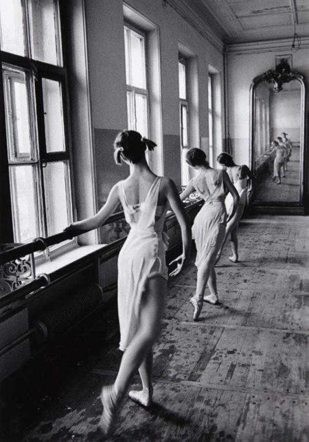 Cornell Capa-Bolshoi Ballet School, Moscow-1958