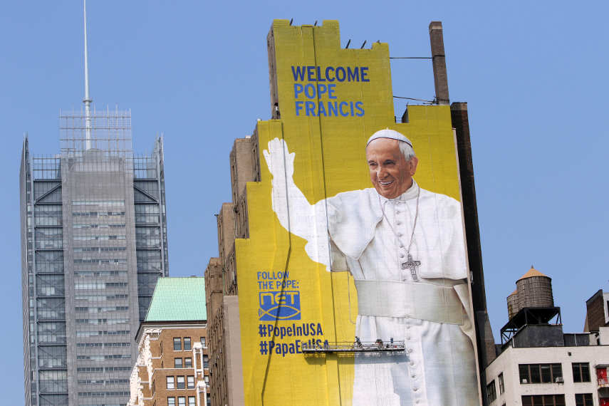 pope new york