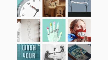 Covid Art Museum Instagram