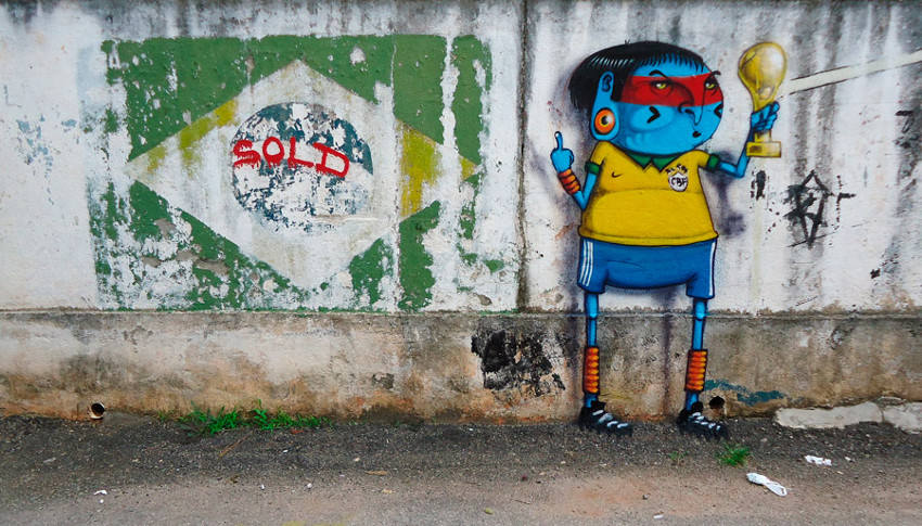 Cranio - Copa do Mundo, 2013