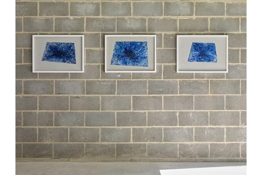 Cristina Iglesias - Subterranean Waters I, II, III