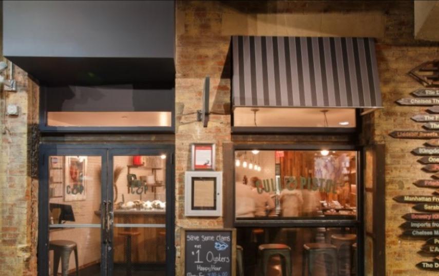 Chelsea restaurants