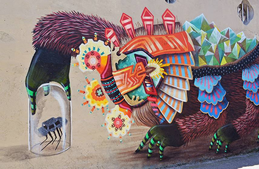 Curiot - Street Art From Curiot On The Streets Of Mexico City