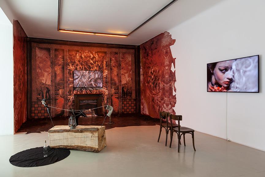 Cursed Images Galerie Lisa Kandlhofer 2019