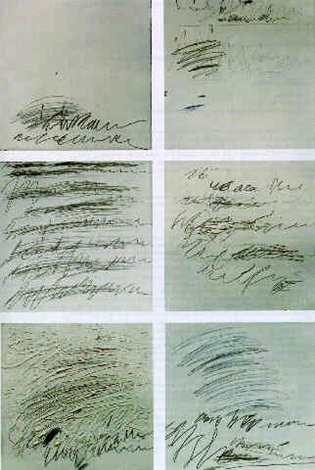 Cy Twombly-Letter of Resignation-1967