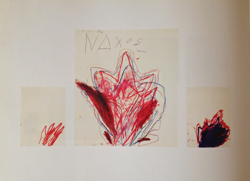 Cy Twombly-Naxos-1982