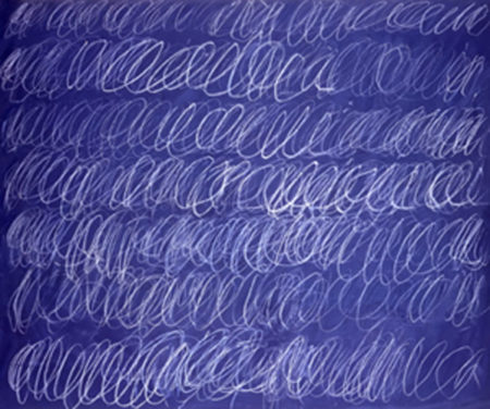 Cy Twombly-Untitled-1967