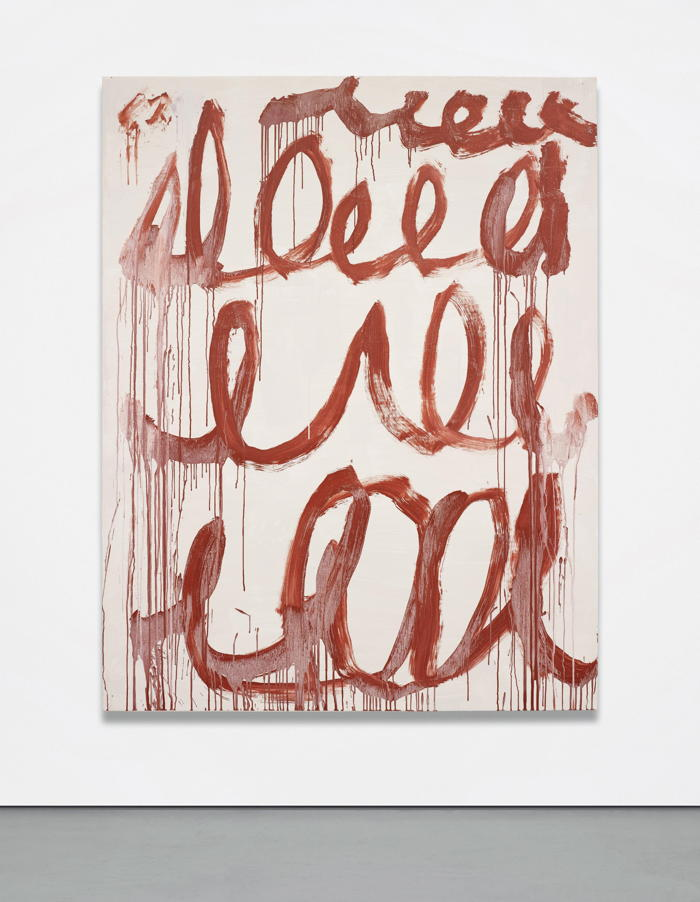 Cy Twombly-Untitled-2006