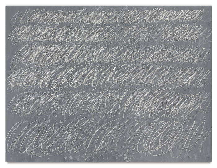 Cy Twombly-Untitled (New York City)-1968