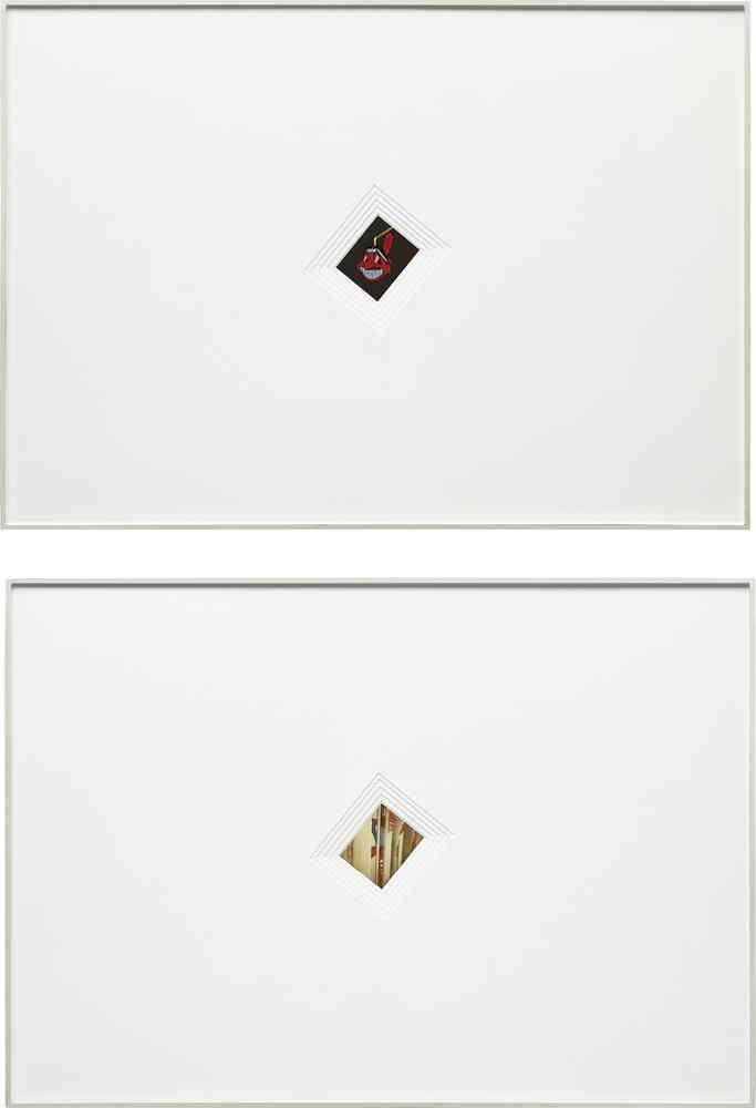 Cyprien Gaillard-Two works: Field of Rest-2011