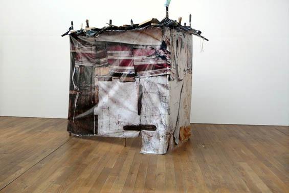 Cyril Levan sculptures 2012