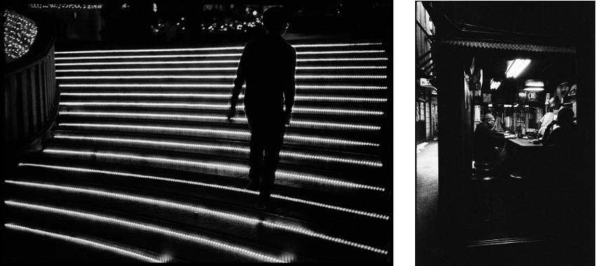 Cyrille Druart - Untitled, 2013 (left) - Untitled, 2011 (right)