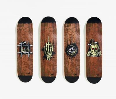 DFACE-Skate decks-2008