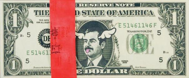 D*Face - Saddam Dollar, 2006