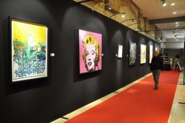 Graffiti Art Magazine and Virtual Reality at Urban Art Fair in Paris