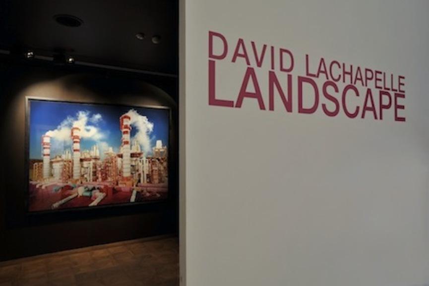 David LaChappele's Land Scape