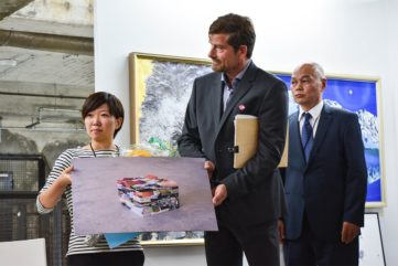 Japanese Young Artist Group Highlights at Berliner Liste 2016