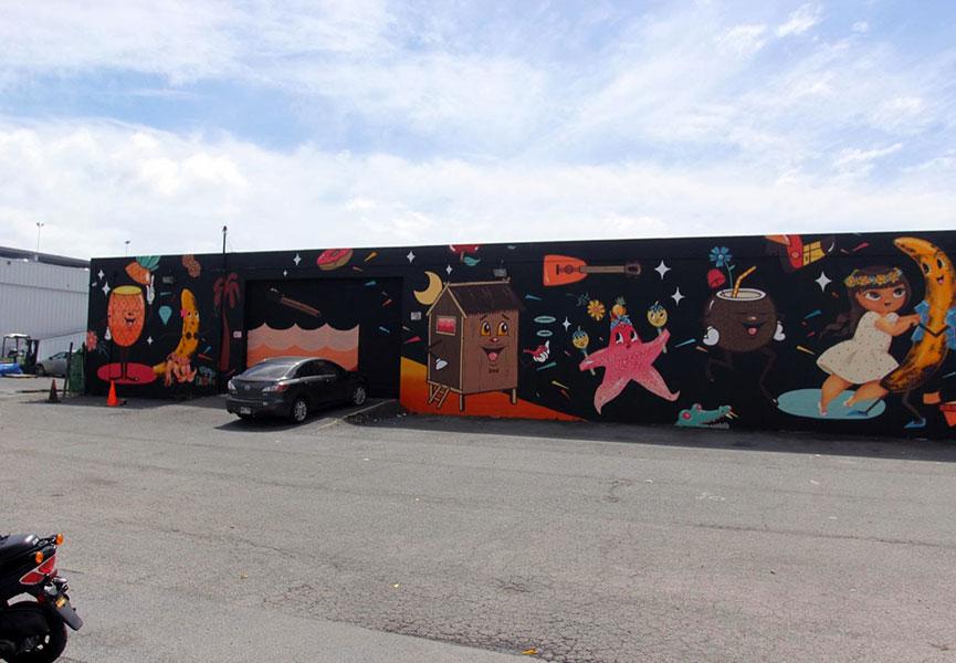 best pow wow murals 2013