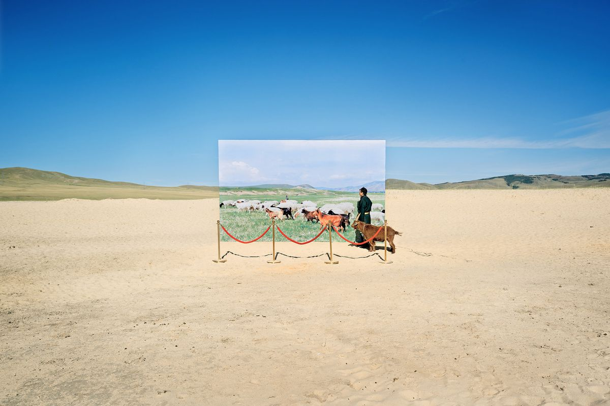Daesung Lee - Futuristic Archaeology 11, 2011