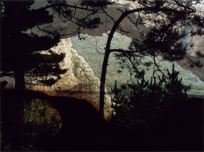 Dafna Talmor - Constructed Landscapes I. Untitled 1212-2, 2013