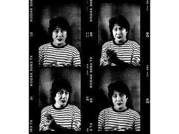 Daido Moriyama - Self-Portrait, 1997