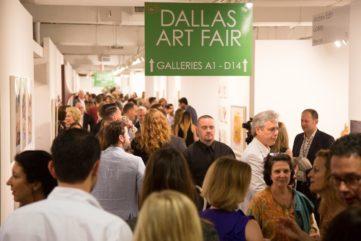 Dallas Art Fair list