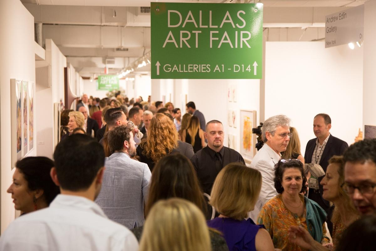 Dallas Art Fair list