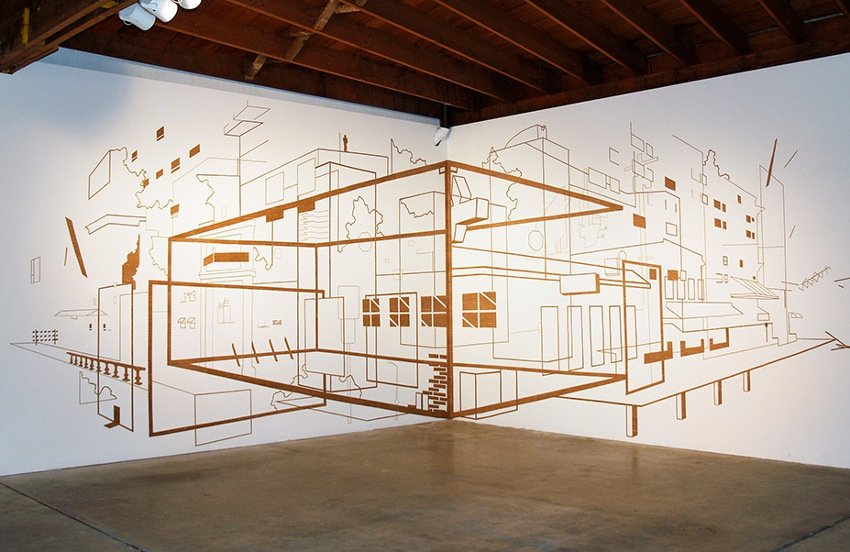 Damien Gilley - 1+1=1, Disjecta Contemporary Art Center, Portland, OR