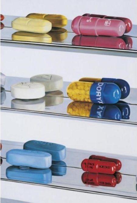 Damien Hirst-6 Pills-2008