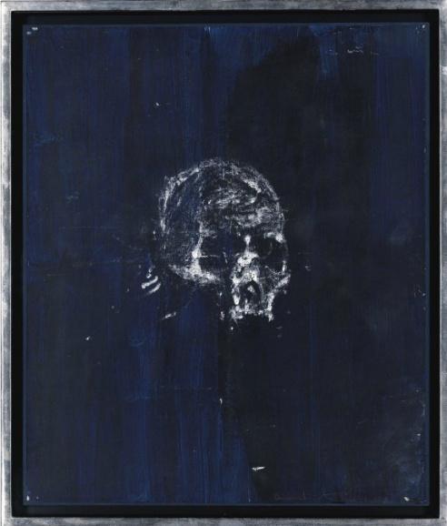 Damien Hirst-A Half Skull-2008