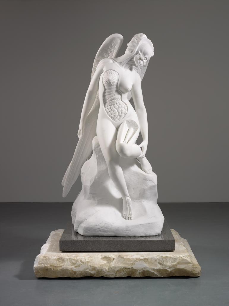 Damien Hirst-Anatomy of an Angel-2008