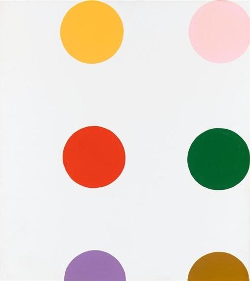 Damien Hirst-Aspartic Acid Di-Butylester-1995