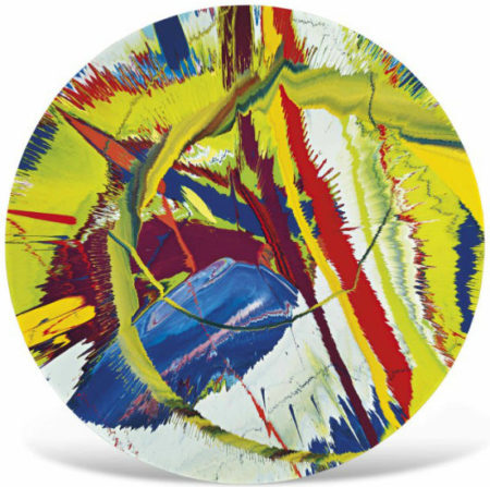 Damien Hirst-Beautiful Anger Painting-2007