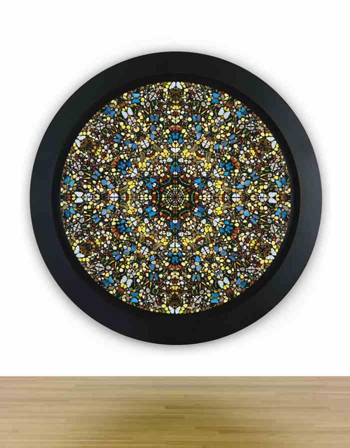 Damien Hirst-Beautiful Vision-2006