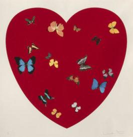 Damien Hirst-Big Love-2010